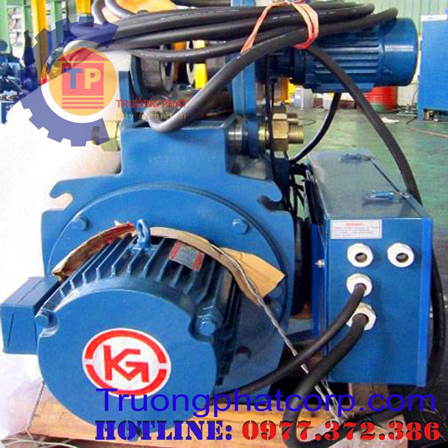 Pa lăng cáp điện và lưu ý khi sử dụng