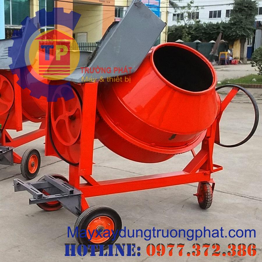 Máy Trộn Vữa Bê tông Tự Do 350 Lít